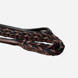Hunter Laced Leather Reins