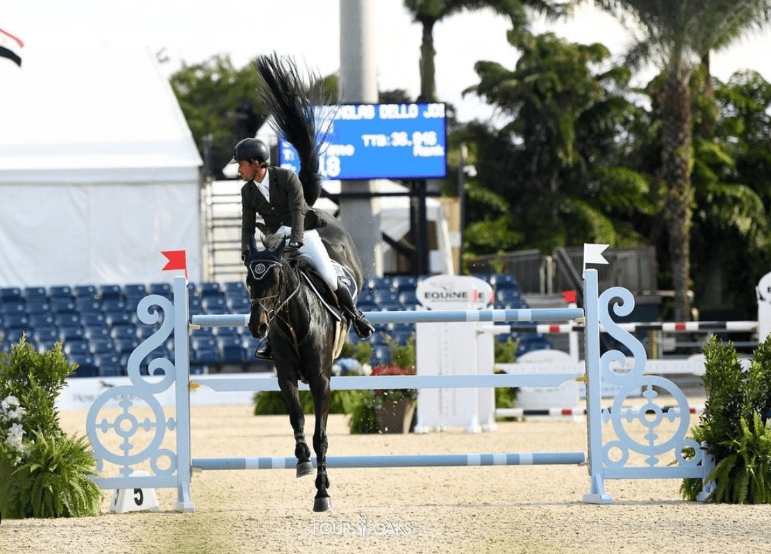 concours CSO 2021 arion hst